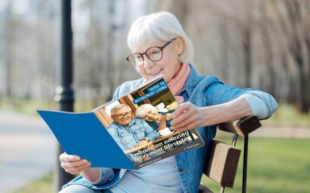 Download our guide to Retirement Living